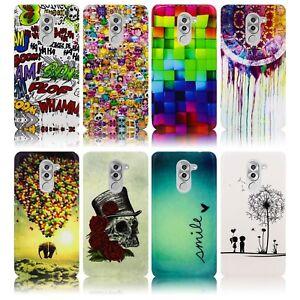 Huawei-Honor-6X-Silikon-Smartphone-Handy-Huelle-Bumper-Cover-Schutz-Huelle-Case