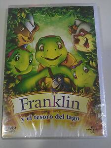 FRANKLIN-Y-EL-TESORO-DEL-LAGO-DVD-CASTELLANO-ENGLISH-NEW-NUEVA