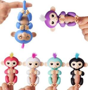 WowWee-Fingerlings-Interaktive-Baby-Affchen-Baby-Monkey-Geschenk-zu-Weihnachten