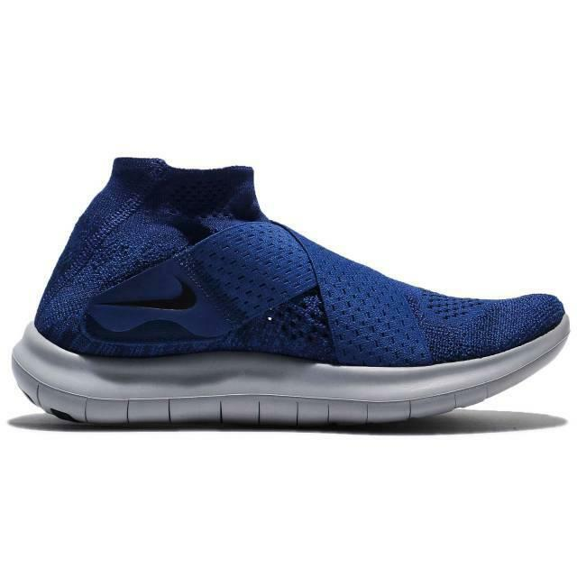 femmes NIKE RN MOTION FK 2018 Textile Running Trainers 880846 401