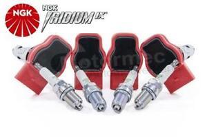 VW-AUDI-GOLF-MK5-LEON-TT-A3-2-0-TFSI-TSI-RED-IGNITION-COIL-amp-PLUG-SET-06E905115E