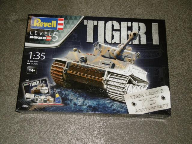 Revell 05790 1:35 Geschenkset 75 Jahre Tiger I  NEU OVP