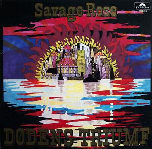 SAVAGE-ROSE-Dodens-Triumf-original-12-034-LP