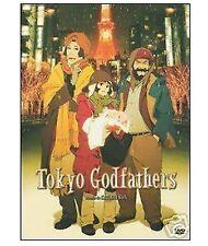 DVD TOKYO GODFATHERS - ed italiana fuori catalogo con celophan
