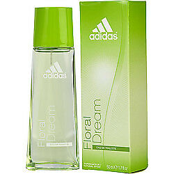 preferible chatarra collar  adidas Floral Dream EDT Spray 1.7 Oz for Women for sale online | eBay