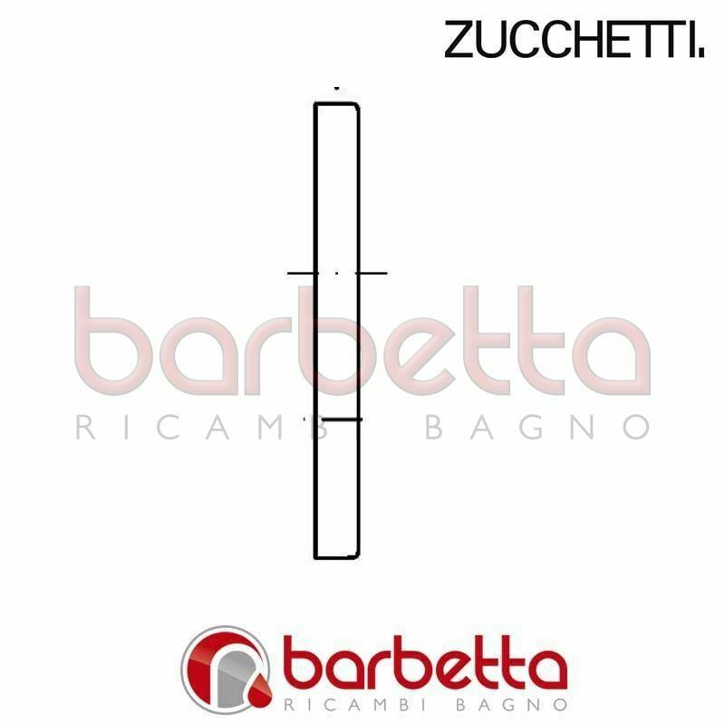 ROSONE INCASSO VASCA DOCCIA SOFT ZUCCHETTI R98409