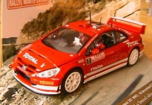 PEUGEOT-307-WRC-7-RALLY-MONTE-CARLO-2005-VITESSE-43030-1-43-NEW-GRONHOLM