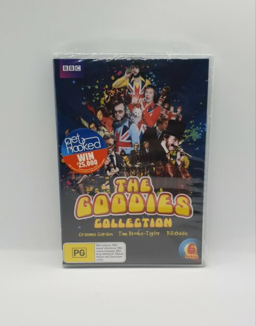 THE GOODIES COLLECTION 6 discs DVD Box Set R4 24 episodes OOP NEW
