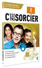 """DVD """"C est Pas Sorcier :a plumes ou a poils"""""""
