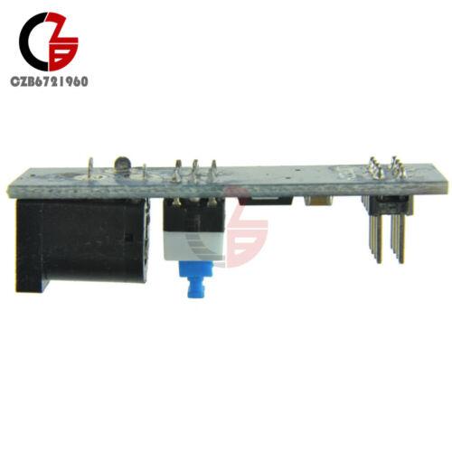 2PCS AMS1117-3.3 Low-dropout Regulator LDO 4.75-12V to 3.3V Power Supply Module