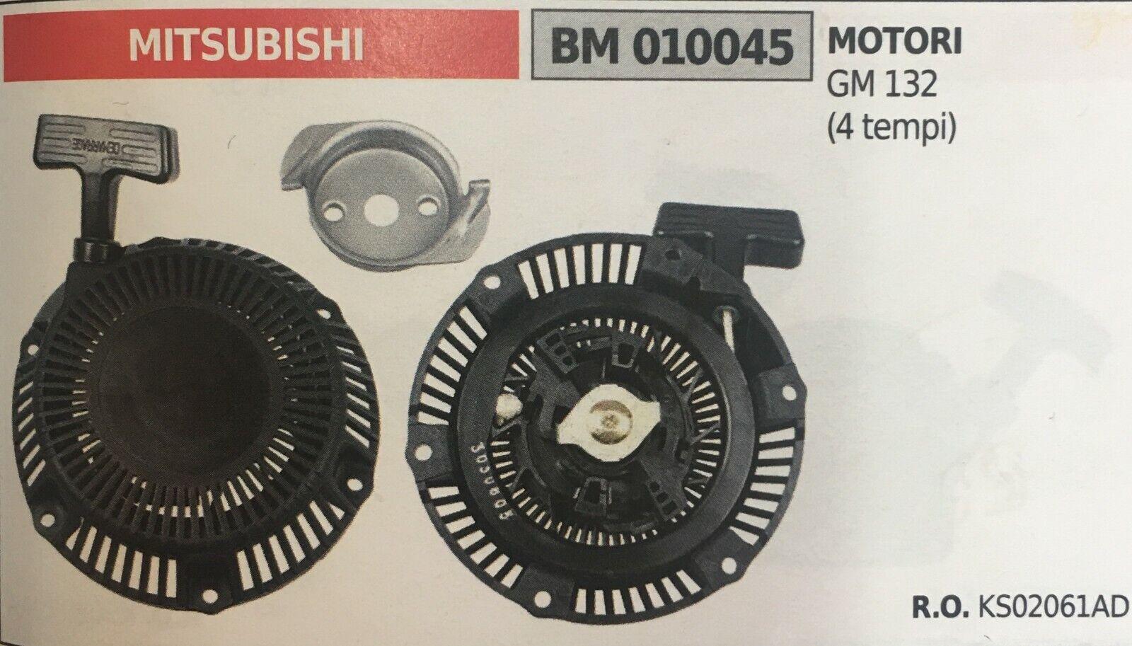 AVVIAMENTO COMPLETO BRUMAR MITSUBISHI BM010045