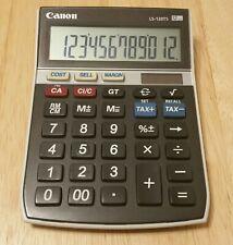 Calculators Office Electronics gaixample.org Canon LS-120TSG ...
