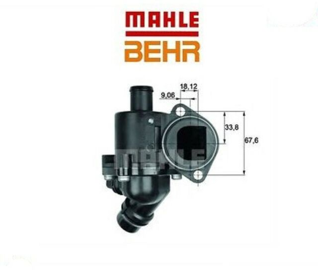 TM3105 Termostato, Refrigerante (BEHR)