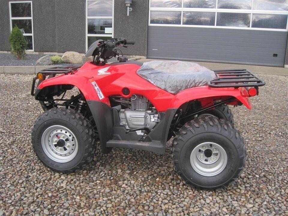 Andet, TRX 250 TM En rigtig kvalitets ATV