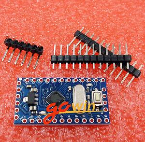 5PCS-Pro-Mini-Atmega-168-3-3-V-8-m-Arduino-Compatible-Nano-Reemplazar-ATmega-328-Nuevo