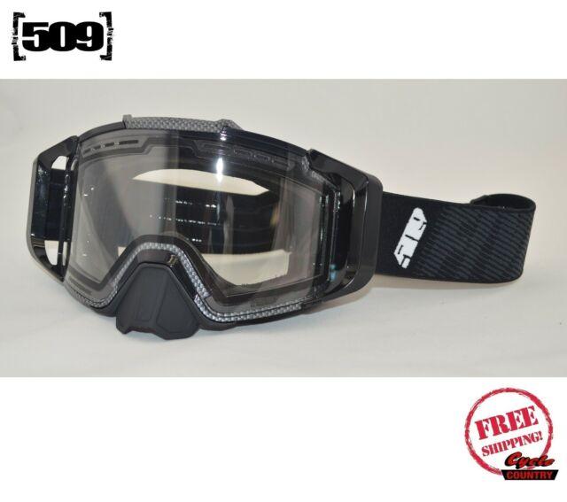 Carbon Fiber 509 Sinister XL6 Goggle