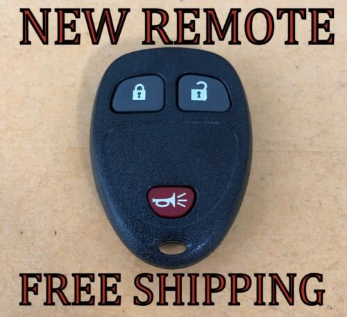 NEW KEYLESS REMOTE FOB TRANSMITTER FOR GM BUICK CHEVY SATURN 15777636 KOBGT04A