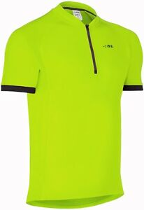 DHB-Sports-Active-Short-Sleeve-Cycling-Jersey-Top-New-With-Tags-Large