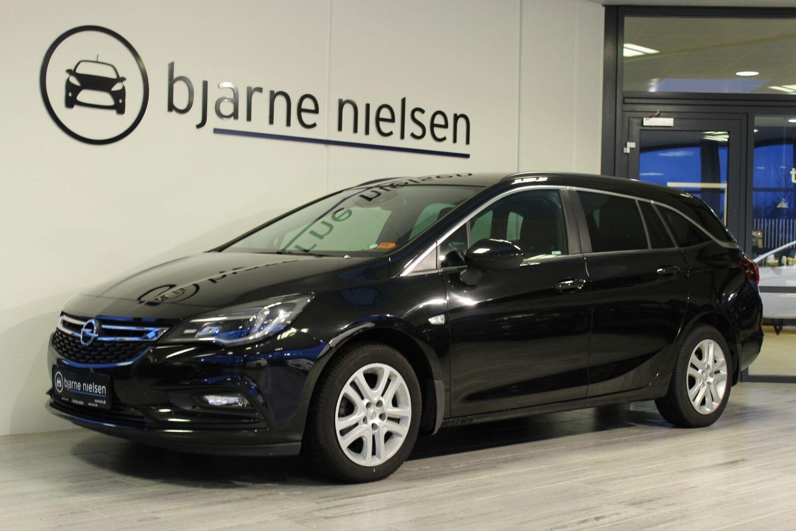 Opel Astra Billede 7
