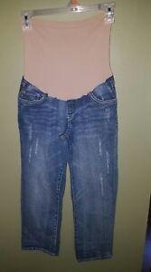 5a4e66b8ae47f Get Used By Lexi Medium Maternity Jeans Secret Fit Belly Medium ...