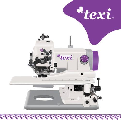 TEXI aveugle clés Machine à coudre pour professionnel aveugle clés superposer table machine M. moteur