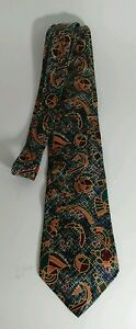 Vintage-Johnny-Carson-Abstract-Geometric-Necktie