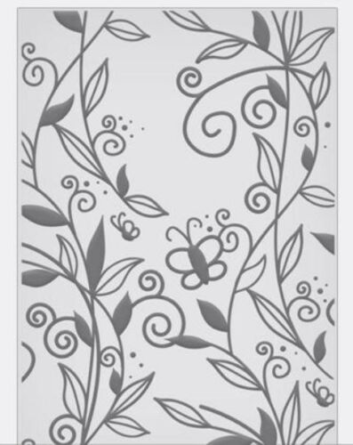 Fine Designs Collection 5x7 Embossing Folder CO723250 ONE WORLD