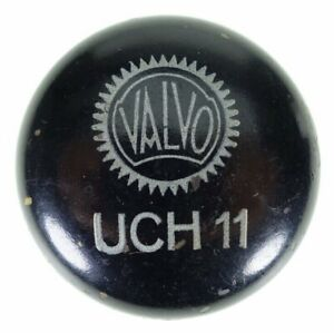 UCH11-Valvo-Stahlroehre-Radio-Roehre-steel-Tube-well-tested-843
