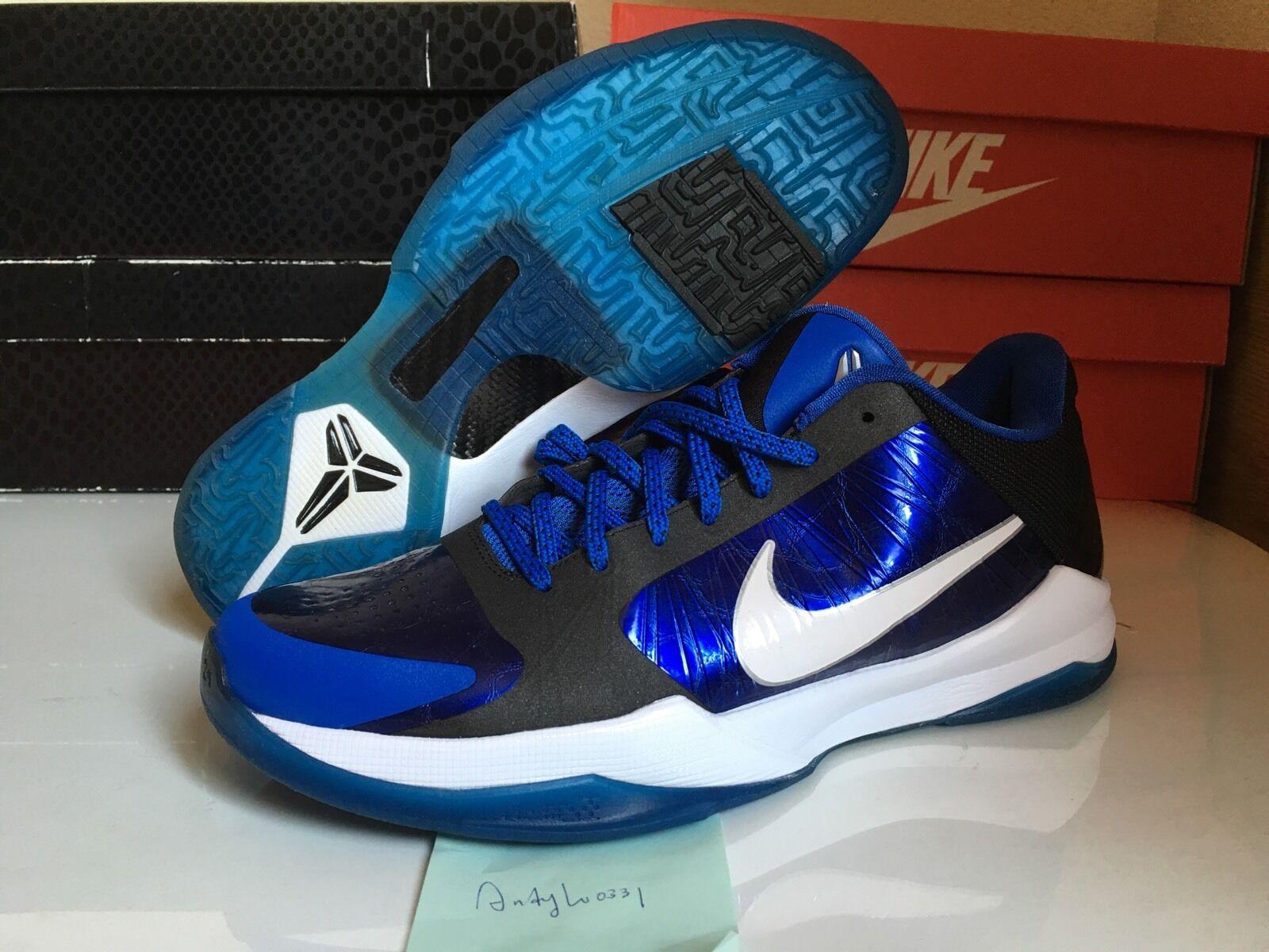 Nike Kobe V 5 Duke Blue Devils 10 FTB Jordan Lebron LOT 12 11 9 8 7 6 4 3 2 1