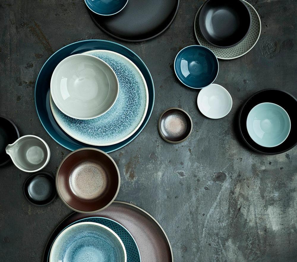 Rosanthal - Junto Aquamarine - Flache Platte Platte Platte Tischkarte cm 30 - Einzelhändler | Niedrige Kosten  1d097a