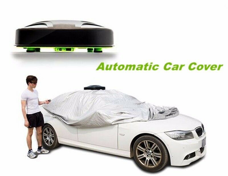Car Cover Shelter : Find automatic car cover retractable electric