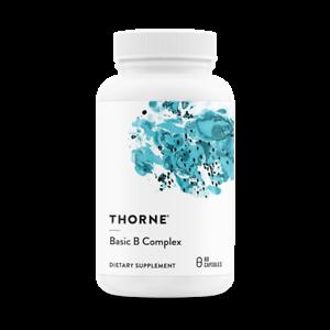 THORNE-Basic-B-Complex-Vitamin-B-Komplex-60-Vege-Kapseln-Blitzversamd
