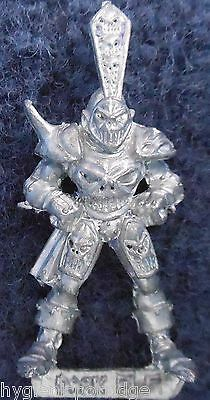 1988 Dark Elf Bloodbowl 2nd Edition Star Player Tuern Redvenom Citadel BB106 NAF