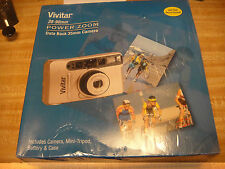 Vivitar 38-90mm Power Zoom 35mm Camera Complete  NEW BOX SEALED PLASTIC
