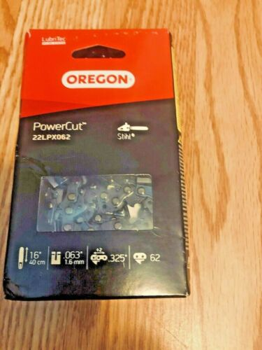 "Oregon Chainsaw Chain PowerCut™ Saw Chain 16/""  Husqvarna Stihl"