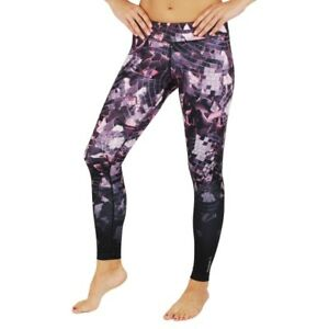 41a4e2bbaf11 Image is loading New-Womens-Ladies-Reebok-Leggings-Bottoms-Pants-Running-