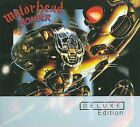 "Bomber [Deluxe Edition] by Mot""rhead (CD, Nov-2008, 2 Discs, Sanctuary Records)"
