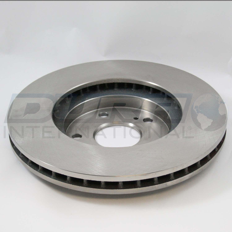Disc Brake Rotor Front Parts Master 125674