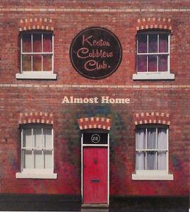 KESTON-COBBLERS-CLUB-Almost-Home-2016-12-track-CD-album-NEW-SEALED