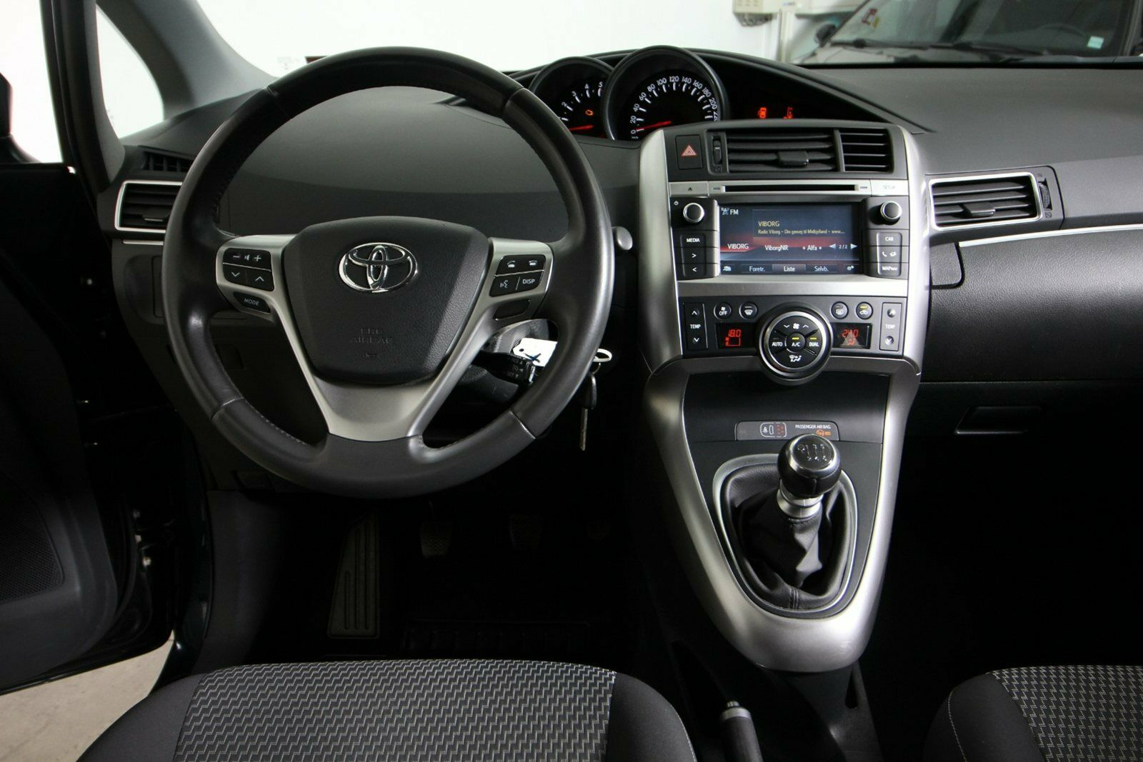 Toyota Verso D-4D T2 Touch 7prs