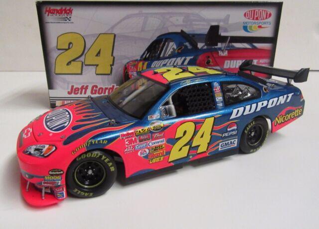 1/24 Jeff Gordon #24 Dupont 2007 Impala SS COT NASCAR Diecast Car - LAST ONE!