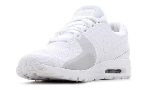 Womens Running White Trainers Nike 857661 Zero Max Air 104 XPwnX
