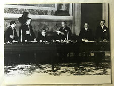 ww2 photo press , Mussolini   36