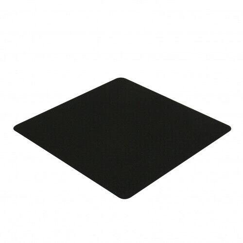 Cube Hocker schwarz Filz Auflage//Kissen 40 x 40 cm für z.B Einseitig 4mm