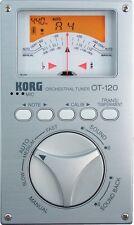 KORG chromatic tuner orchestra for OT-120 from japan