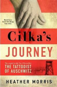 Signed-Book-Cilka-039-s-Journey-The-Tattooist-of-Auschwitz-Sequel-Heather-Morris