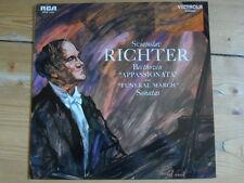Richter spielt Beethoven-Appassionata und Funeral March Sonatas