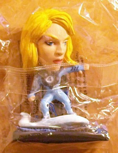 Corinthian Marvel Heroes Micros S1 Mujer Invisible