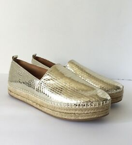 32b295a46db Image is loading Steve-Madden-Slip-On-Espadrille-Shoes-Size-8