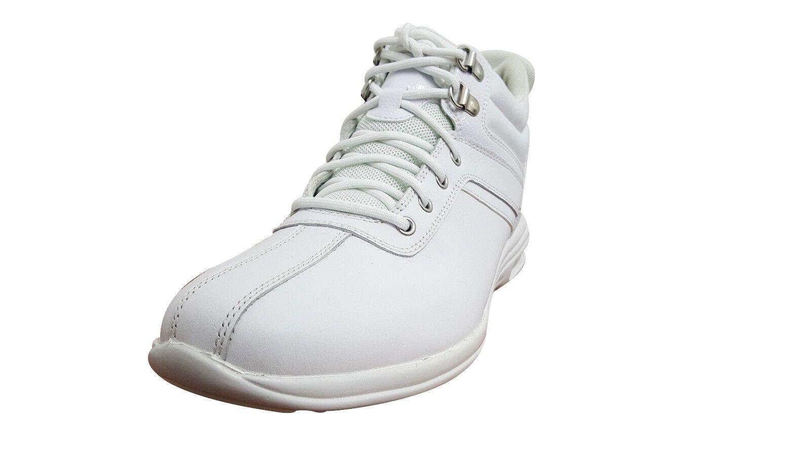 Rockport CR CTR Seam White Boot (V82003)